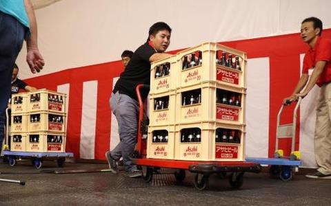 2016ビールかけ5