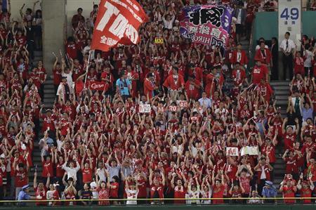 カープファン257東京ドーム
