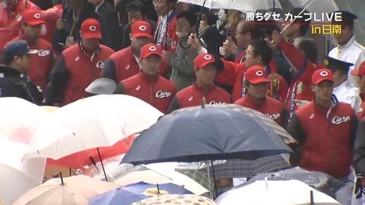 日南優勝パレード13