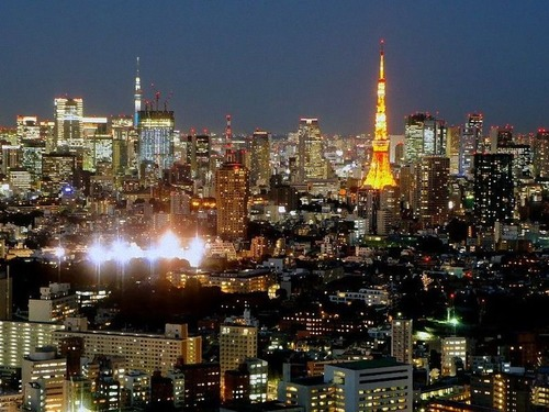 東京のホテルに泊まったら