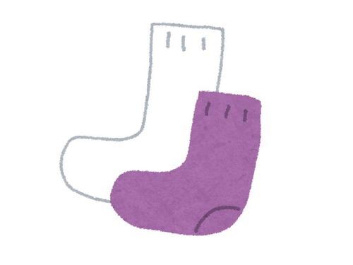 靴下が片方だけ無くなるのはなぜなのか00