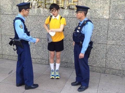 【愕然】警察に職質を受けた俺、免許見せた結果wwwwwwww