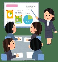 presentation_kaigi_woman