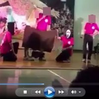 【バカッター】高校生たちが手コキされながらカラオケする「手コキカラオケ」を学校祭で披露→動画で自慢→学校にバレる←今ここ