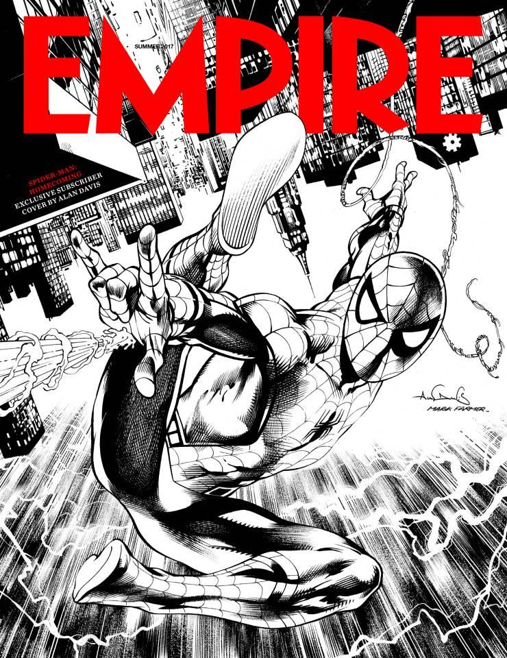 Empire Spiderman subs