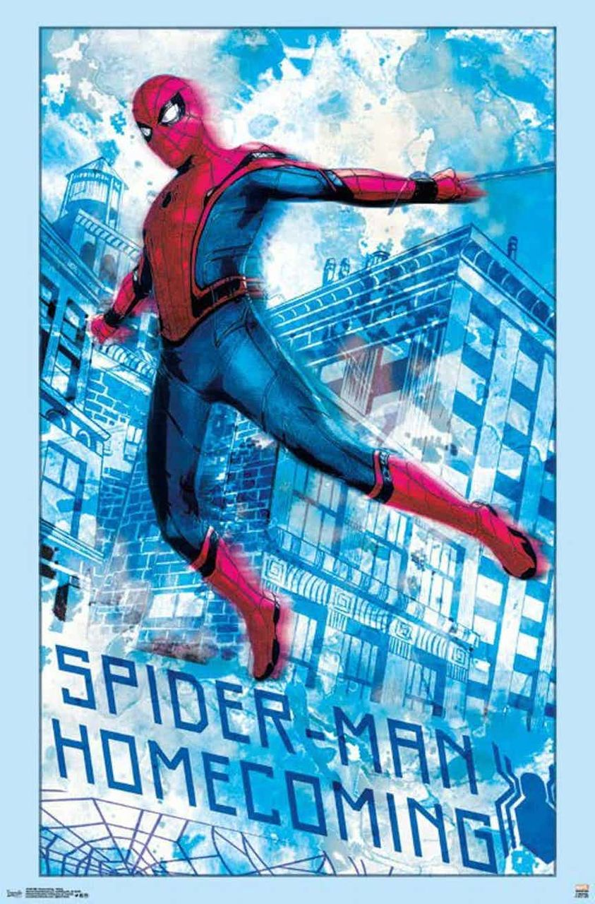 Spider-Man-Homecoming-Art