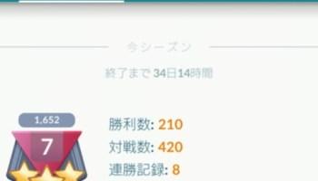ポケモン go バトル リーグ レート