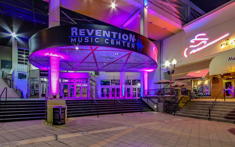revention music center01