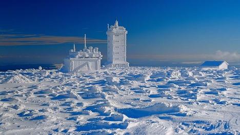 140411ブロッケン山の気象台@ドイツ ザクセン=アンハルト州
