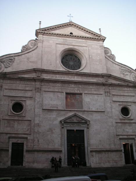 サタゴスティーノ教会
