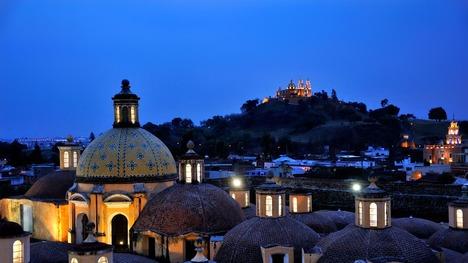 140824プエブラ歴史地区@メキシコ プエブラ