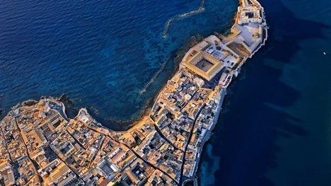 130908マニアーチェ城@イタリア シチリア島