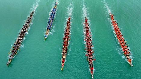 130612ドラゴンボートフェスティバル@中国広西チワン族自治区