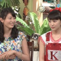 【悲報】本仮屋ユイカ、ももクロ百田夏菜子に公開処刑されるwww(画像あり)