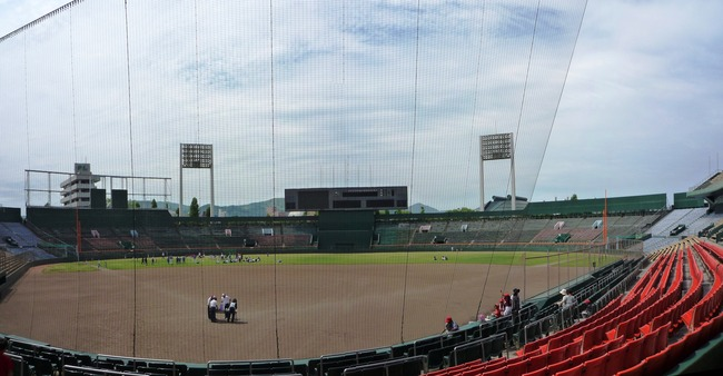 1st_Hiroshima_Municipal_Baseball_Stadium_2010-1