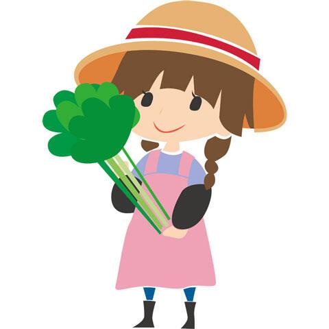 農業 女の子
