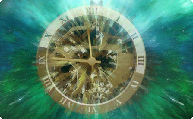 時空の歪み