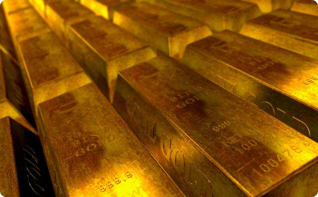 金塊、ゴールド
