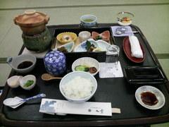 ホテル九重(朝食)