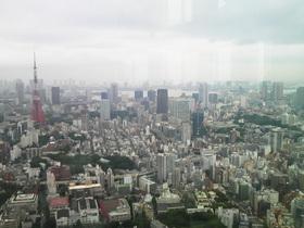 東京タワーとフジテレビ