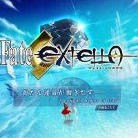 PS4/Vita『Fate/EXTELLA(フェイト/エクステラ)』発売決定!Fateの英霊たちが戦う新作アクションゲーム!