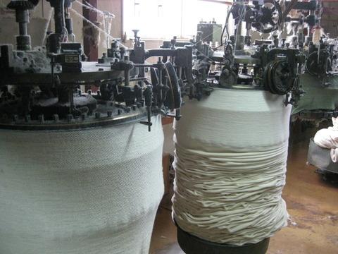 吊り編み機1