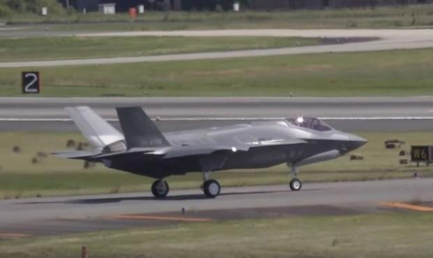 日本初のステルス戦闘機F35