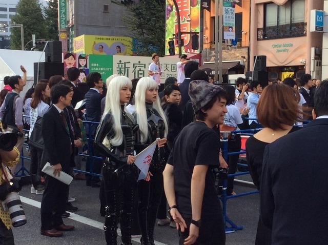 新宿芸術天国2015