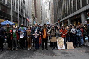occupy wall street 11.18.2011