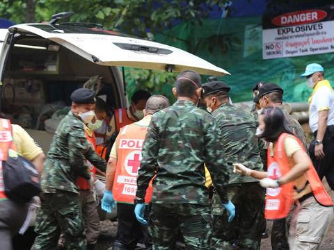 【速報】タイ洞窟の少年の最新情報、とんでもない薬を飲まされていた・・・