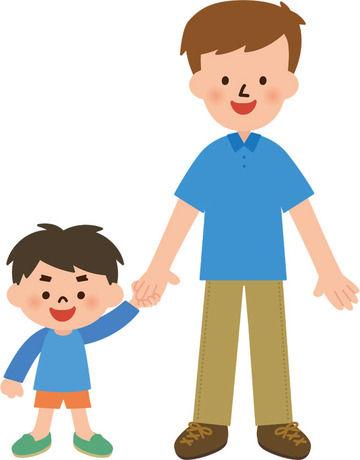 織田裕二、長男に「おう!行こう」と買い物する父親の姿