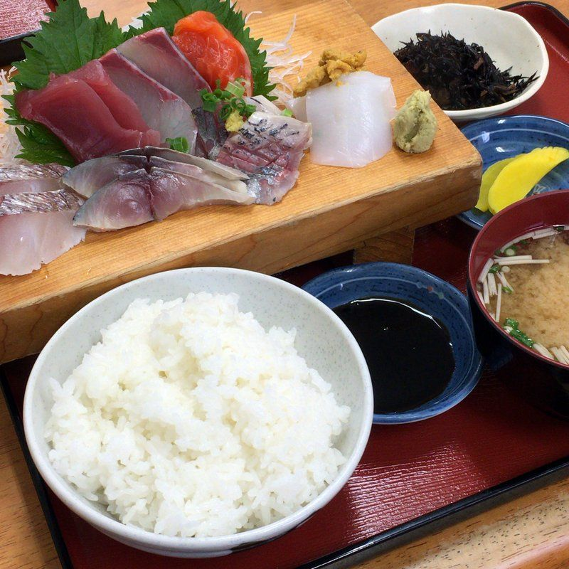鹿児島食べ歩き外食グルメ。うまい魚が食べたい!! ランチは ...