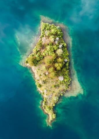 île inhabitée