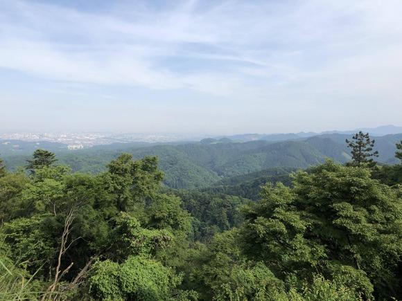 Paysage de montagne seul