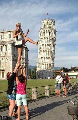 ピサの斜塔-2