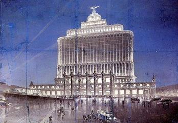 ソ連の建物-2