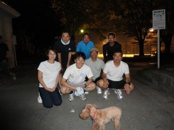 マラソン練習