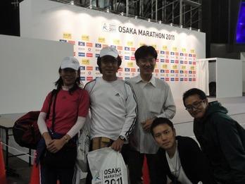 大阪マラソン-2