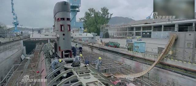 039型潜水艦_10