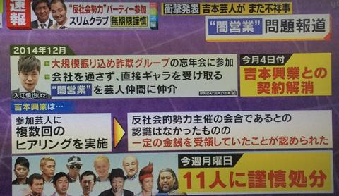 スリムクラブに稲川会幹部を紹介した他社所属芸人 (8)