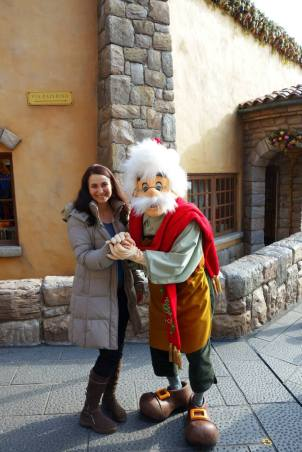 Meet Geppetto