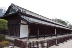 Hyakunin-bansho Guardhouse, The East Garden of the Imperial Palace