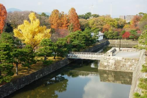 View from Honmaru
