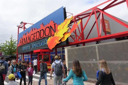 Armageddon: les Effects Spéciaux