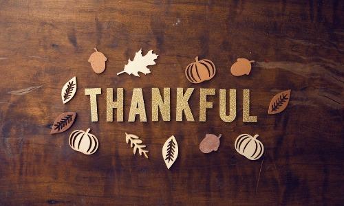 Gratitude attitude – My life learning