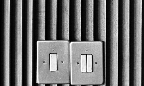 Two switches you have function at your will