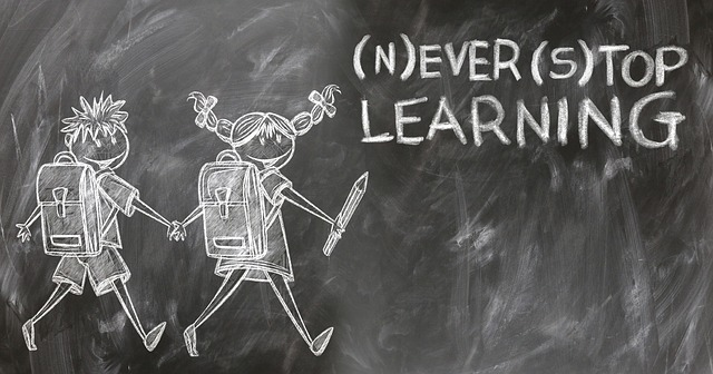 Learning helps to live life to the fullest