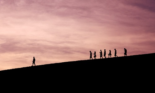 Visible leadership makes impact in workplace