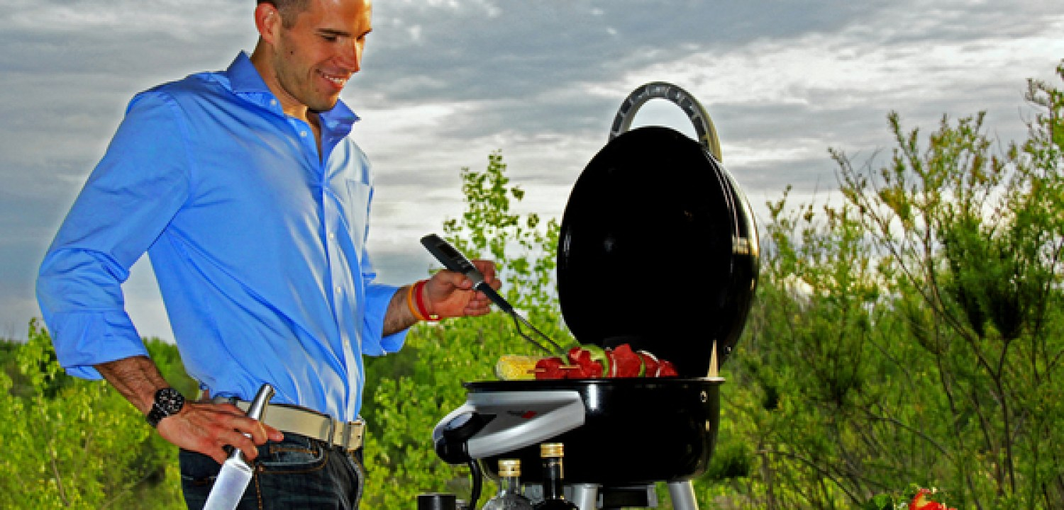 A Bachelor and His Grill - Lakeside Patio Bistro