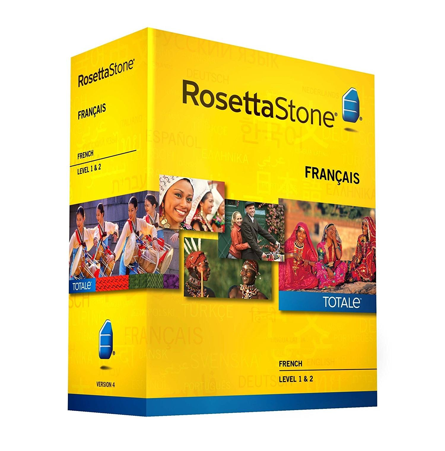 Rosetta Stone French Full Review Unique Features